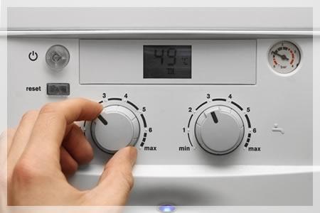 Revisione caldaie a gas